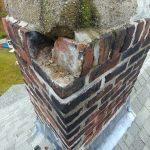 Outside masonry repair